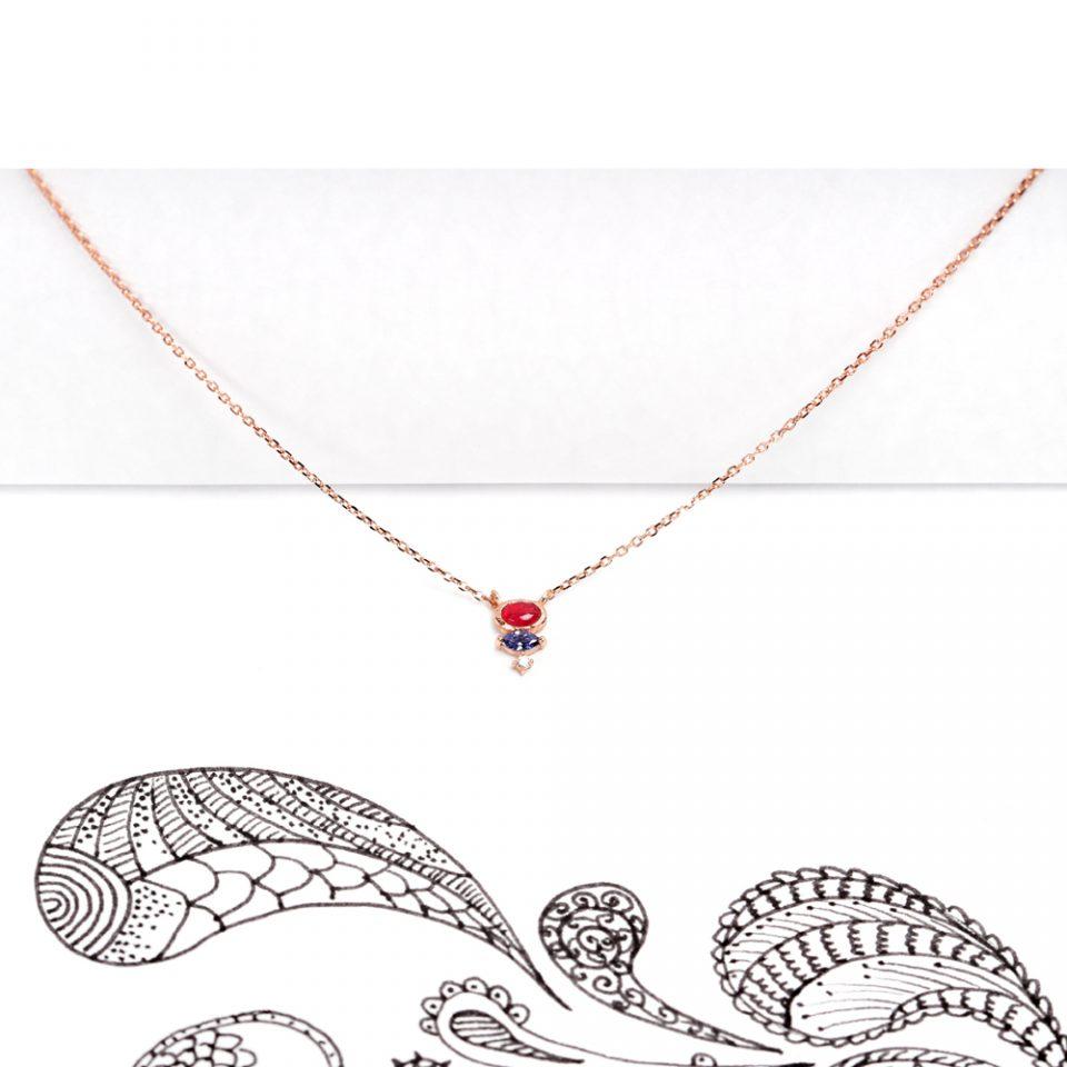 Guccino. Necklace