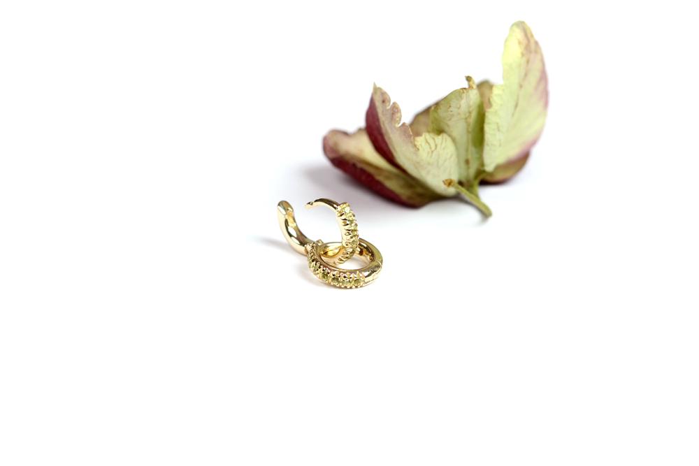 Tancredi. Earrings