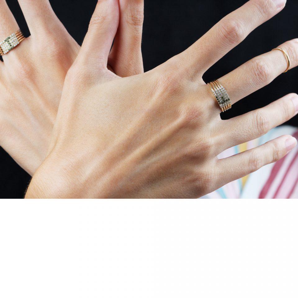 Il ventaglio del sé. Ring