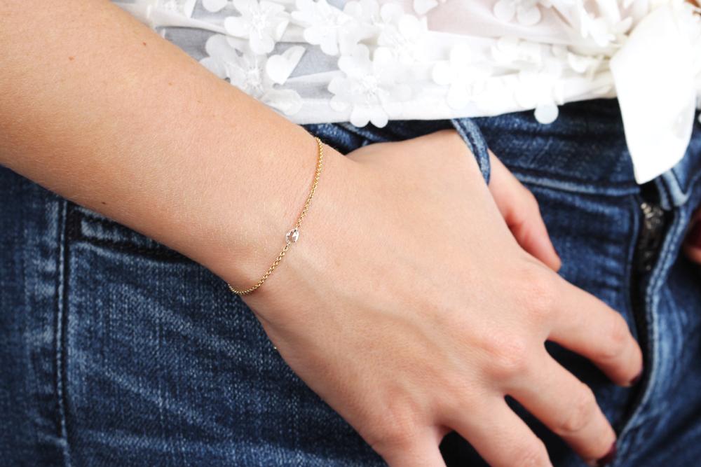 Rossella in swaraj. Bracelet