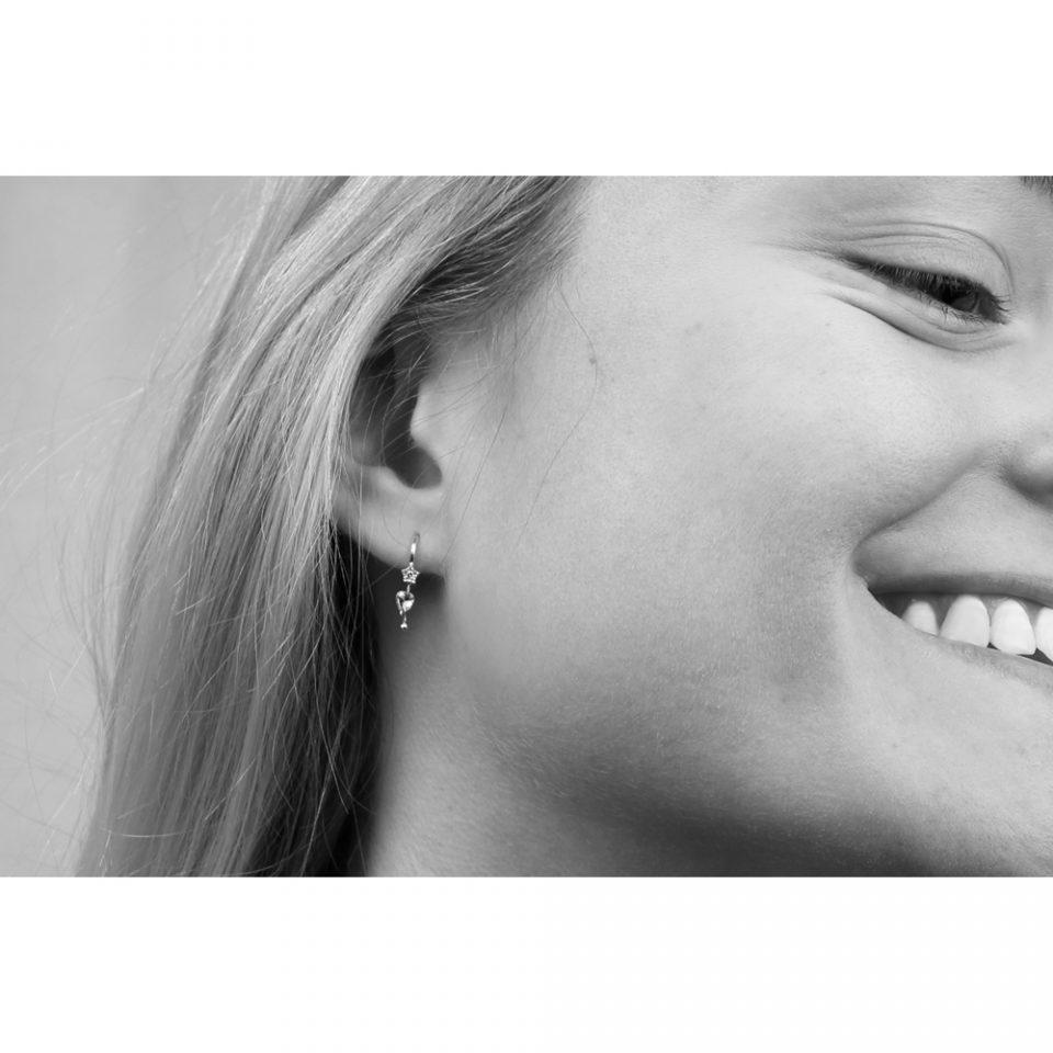 Etude Meridien. Earrings