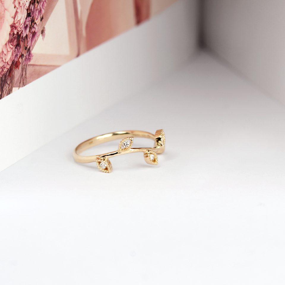 Bio Mio. Ring (diamonds)