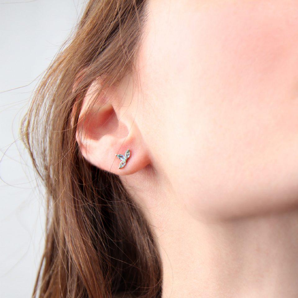 Loto liberato. Single earring