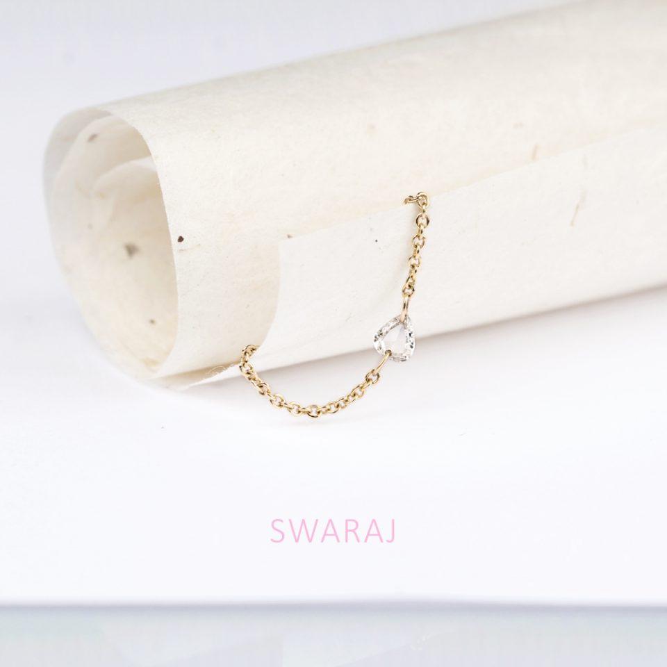 Rossella in swaraj. Ring