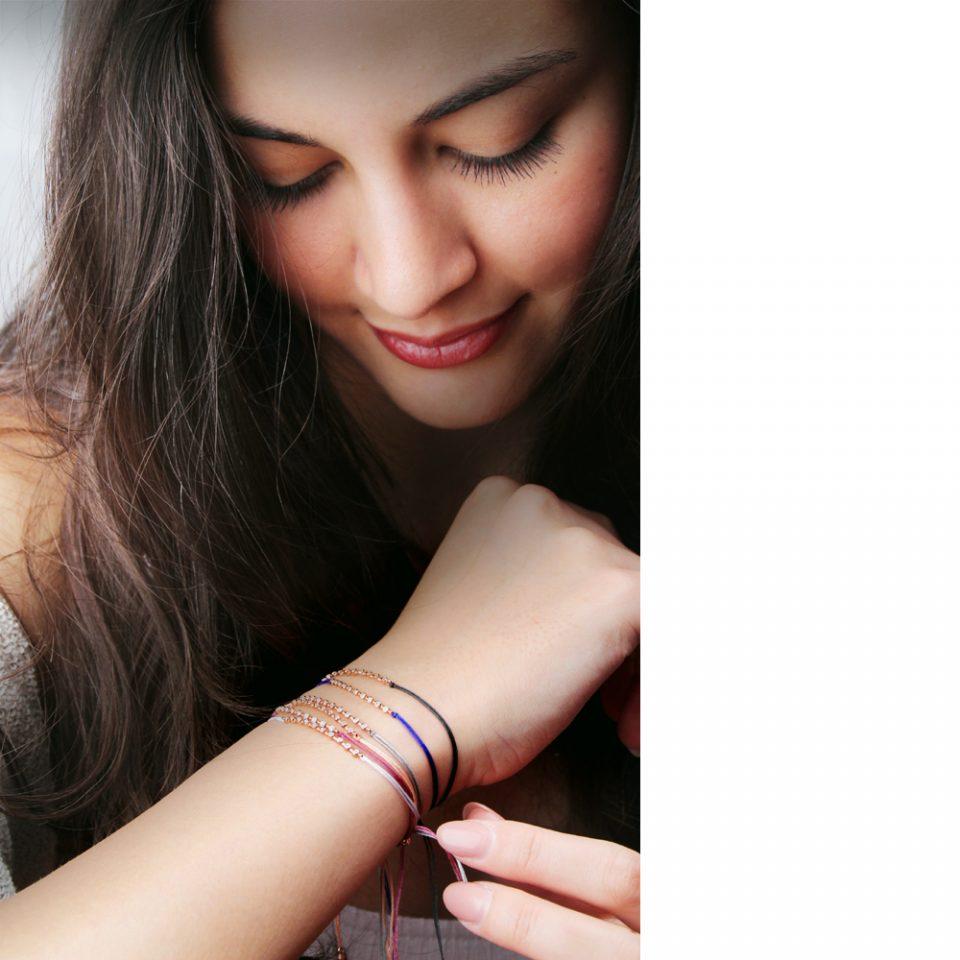 10 fantasie prima del bacio. Bracelet