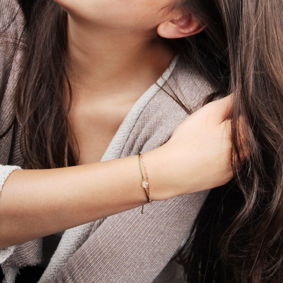 L'amica di pietra. Bracelet