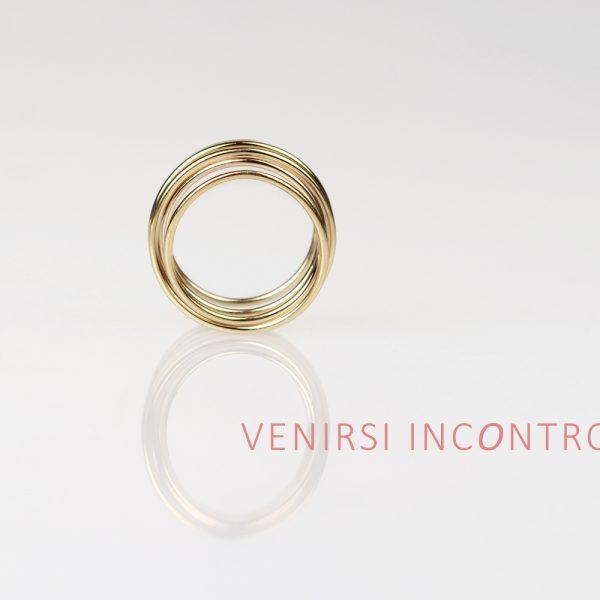 Yellow gold spring ring _ maschio gioielli milano (12)