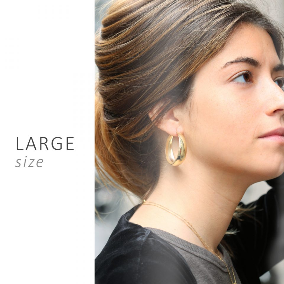 Scandal. Earrings (L)