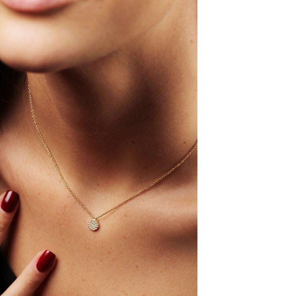 Hypnotique. Necklace