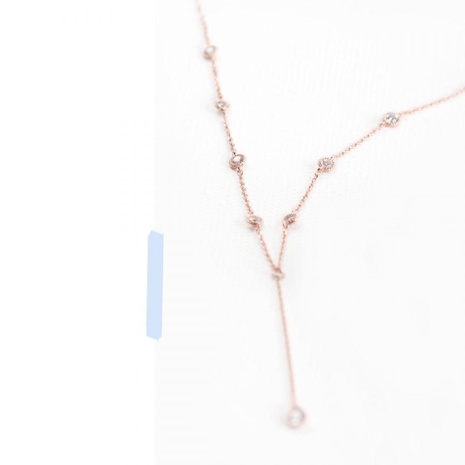 Y me. Necklace
