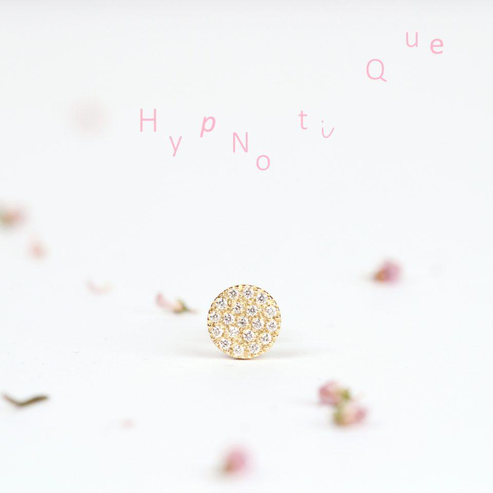 Hypnotique. Single earring