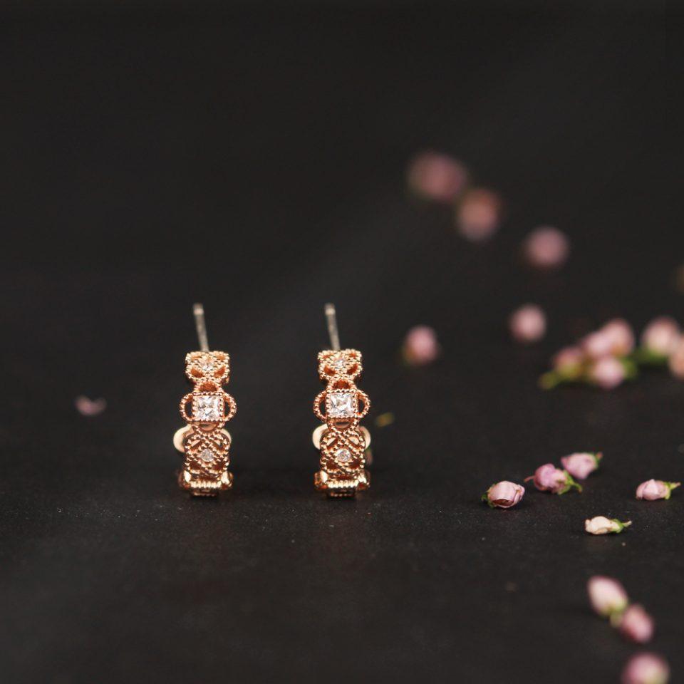 Anania. Earrings