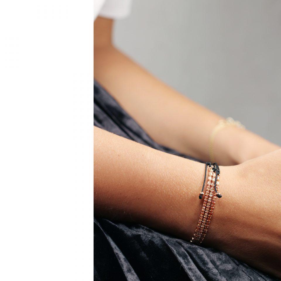 Savoir Faire Nuances. Bracelet