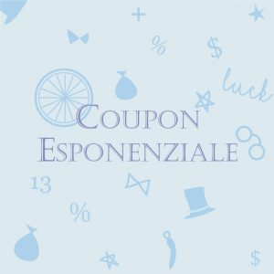 coupon esponenziale