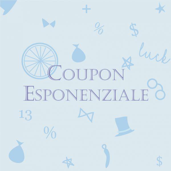 coupon esponenziale