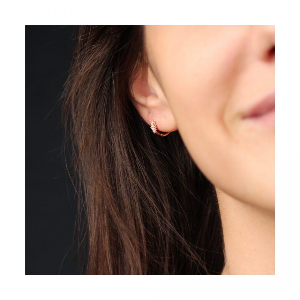 Chīsana deijī. Earrings