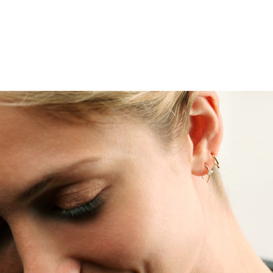 Connessione Luce. Earrings