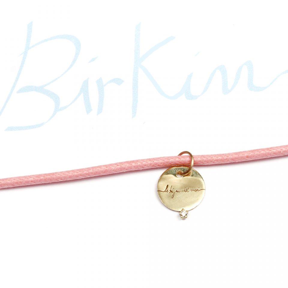 Birkin. Pendant