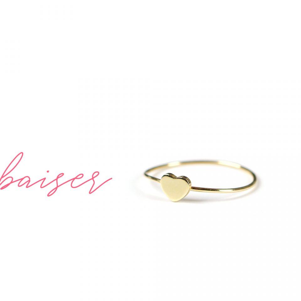 Baiser. Ring