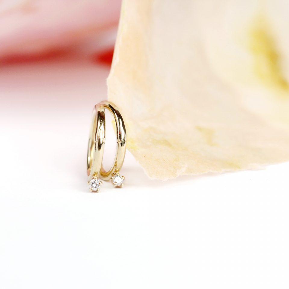 Birkin 08. Single earring