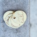 Small pendant in yellow gold with customized words and drawings _ maschio gioielli milano (3)