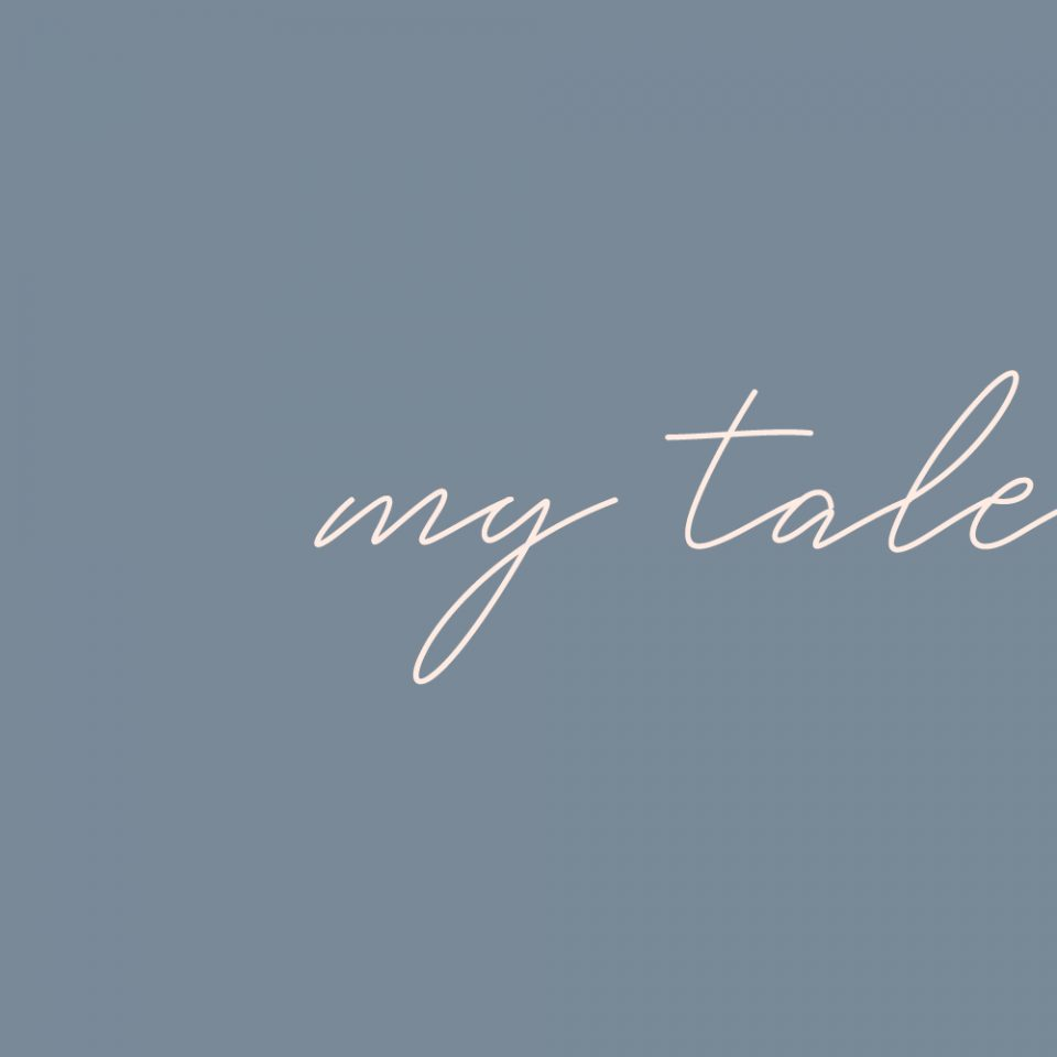 My Tale. Pendant