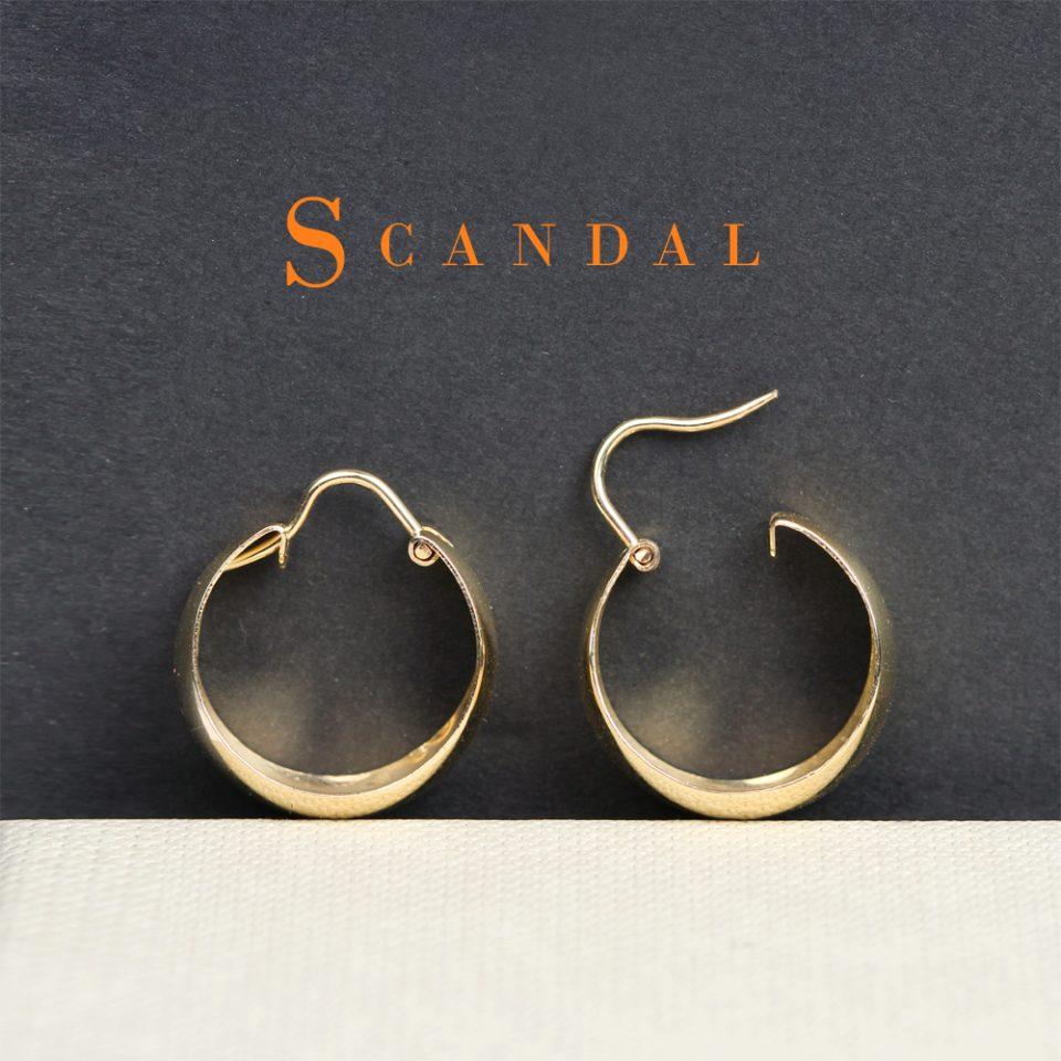 Scandal. Earrings (S)