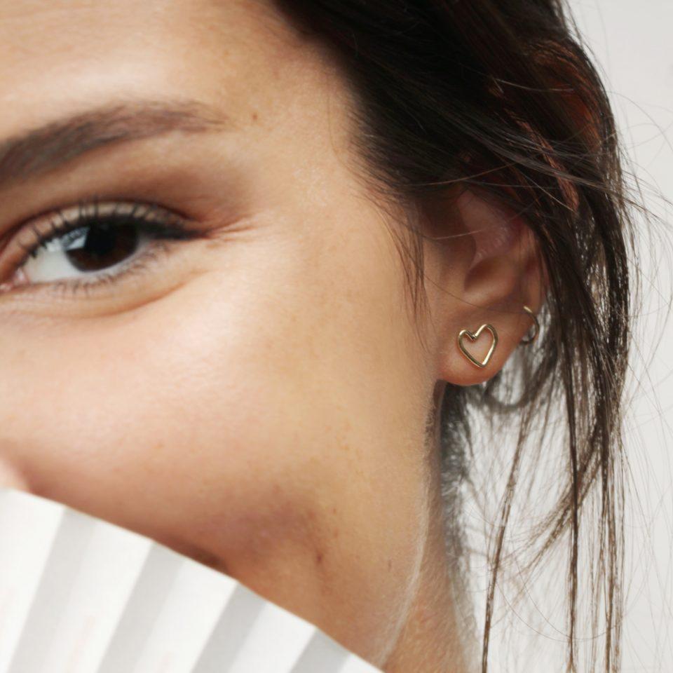 Sbilencati. Single earring