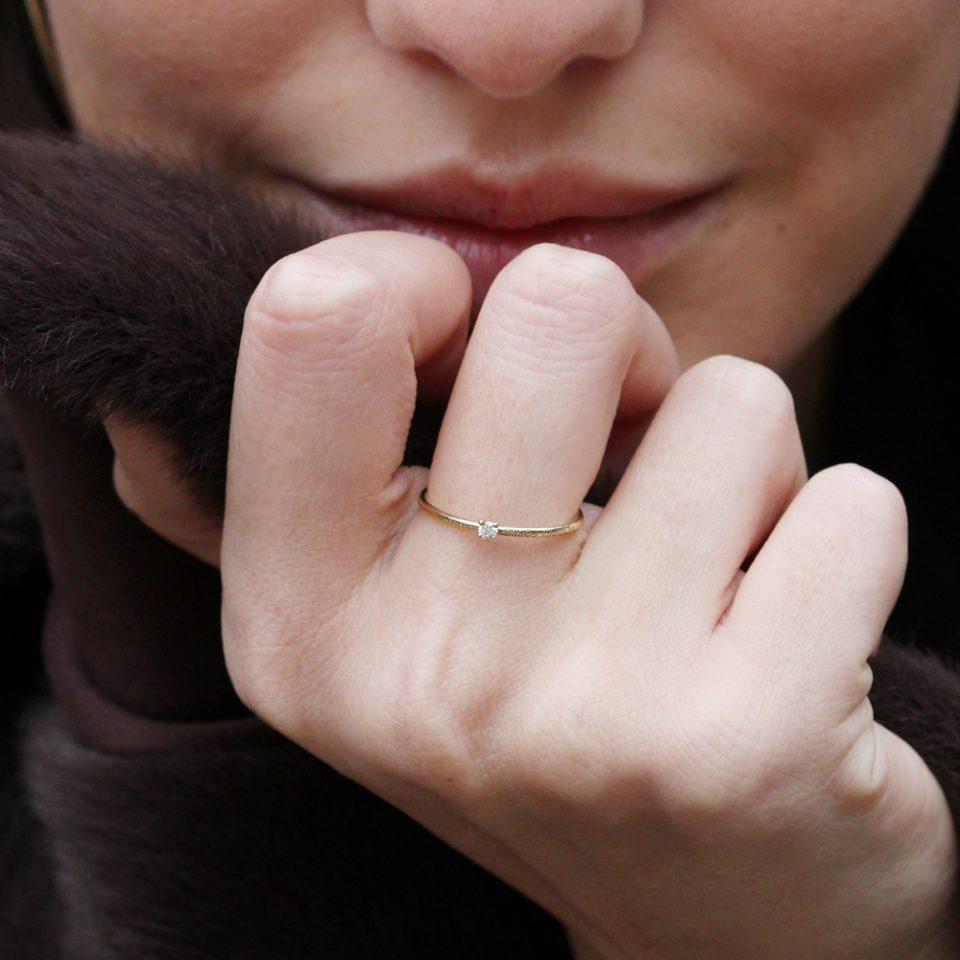 Vorrei fosse un bacio. Ring
