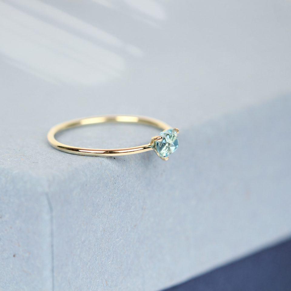 Puntacuore. Ring