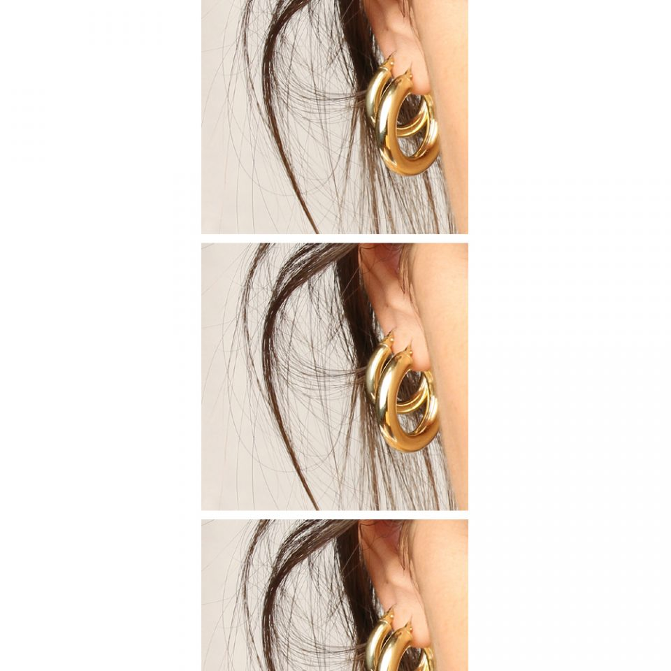 Bachata Gʝtanə. Single earring