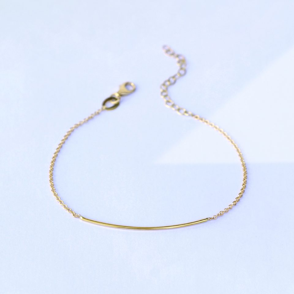 Sentʝerʘ di Lunə. Bracelet