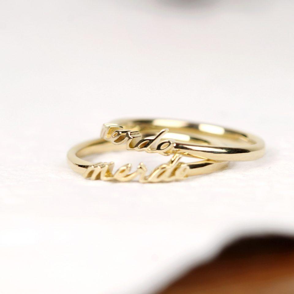La belle chance. Ring