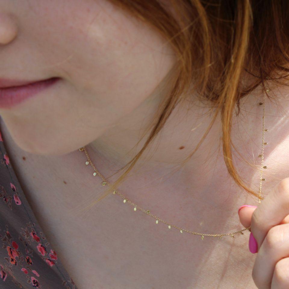 ɯare di Jəne. Necklace
