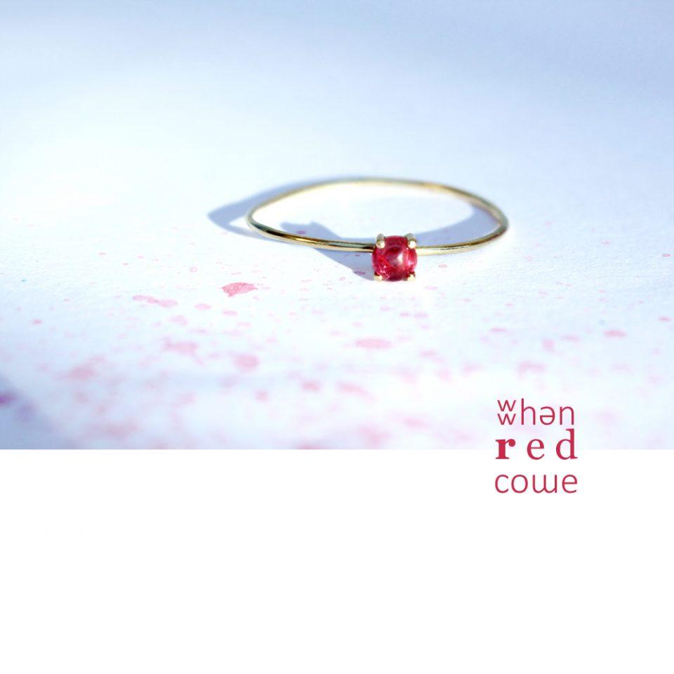 ʬhən red coɯe. Anello