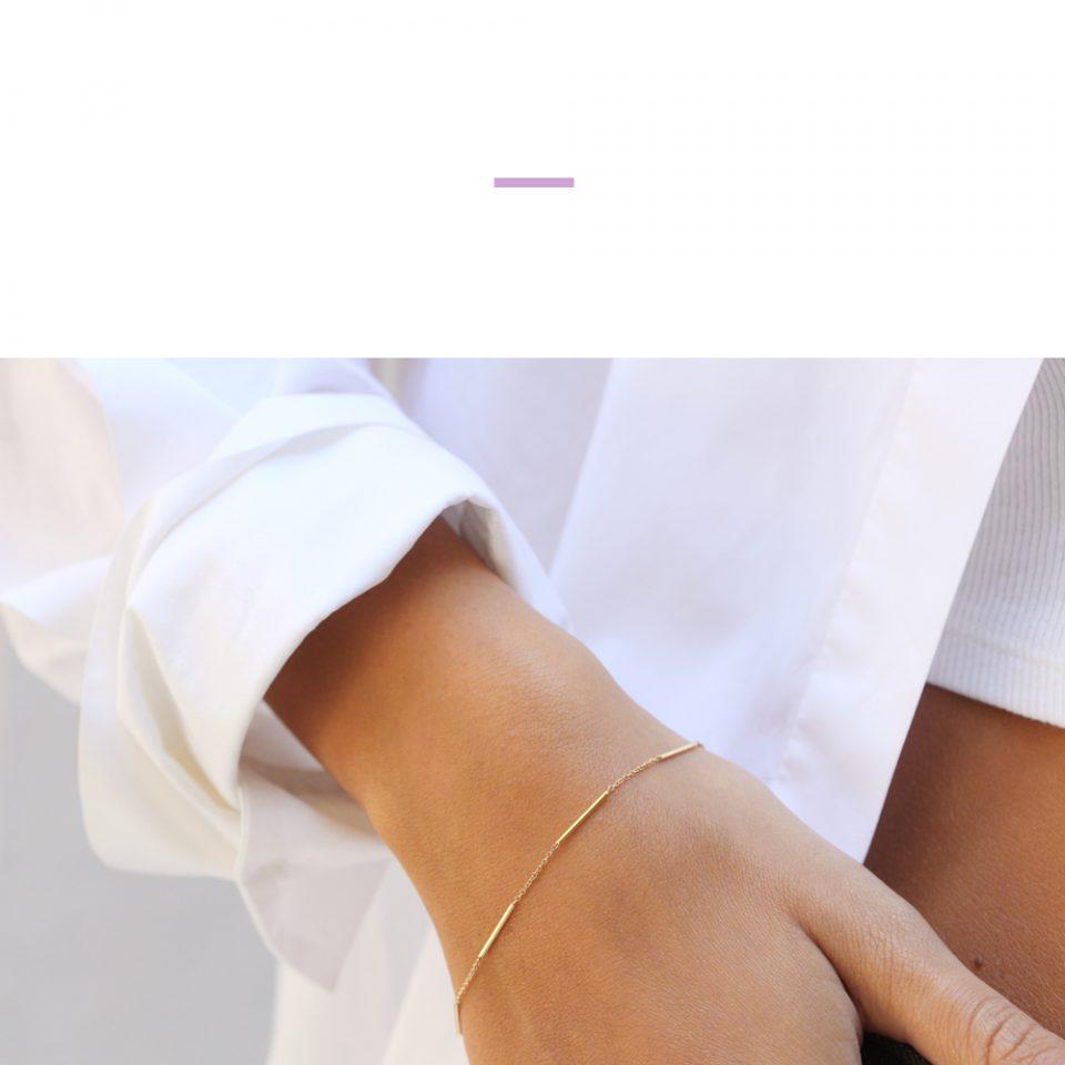 Bər Frʝənds. Bracelet