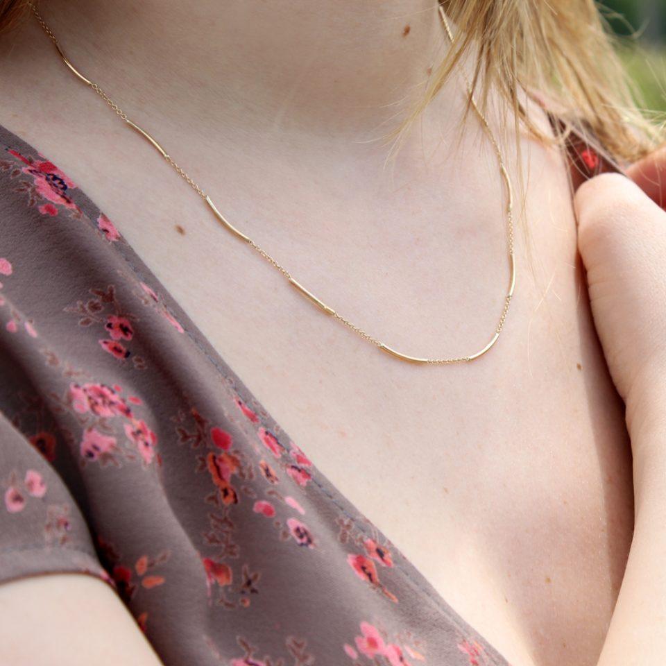 Hʘtʑ. Necklace