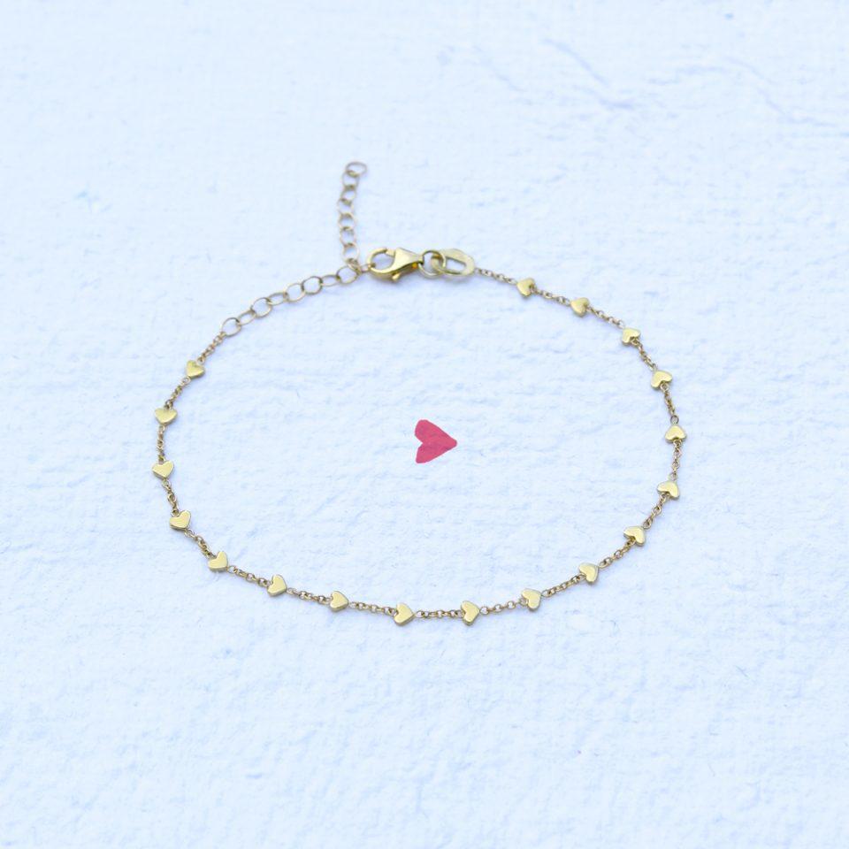 Nutellə gendər. Bracelet