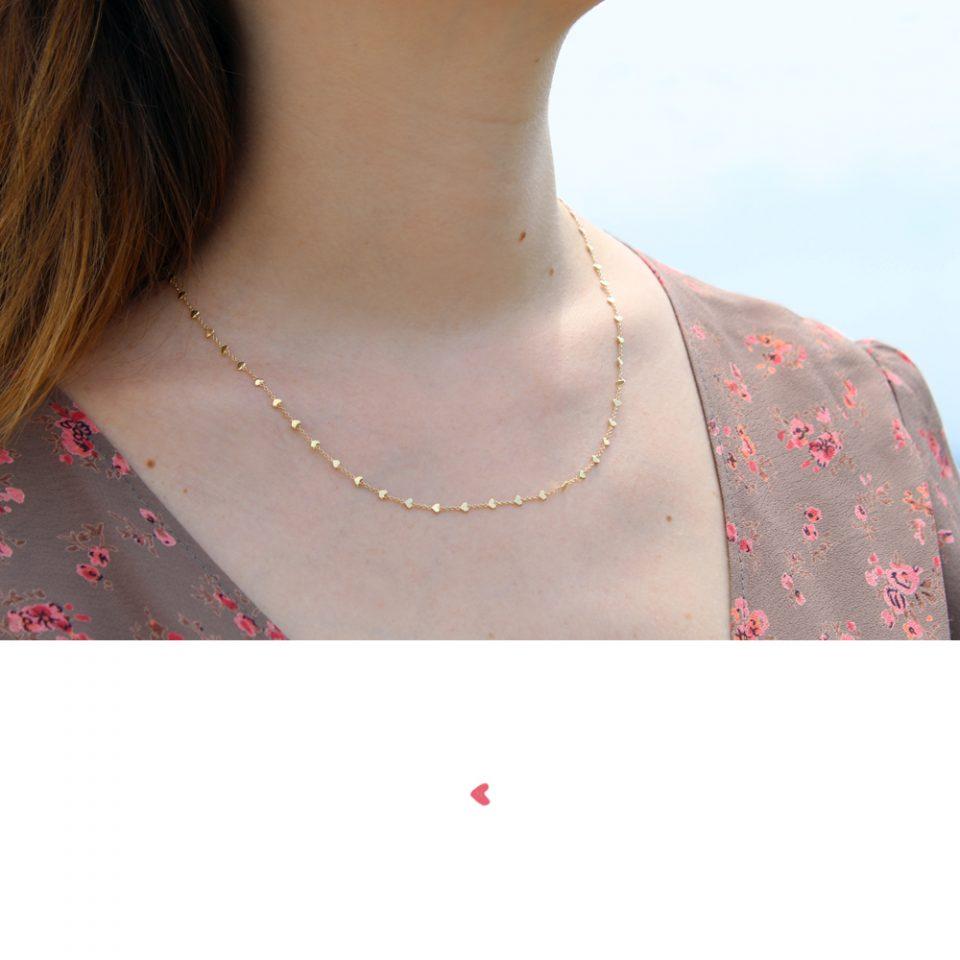 folloʬ  ITᶽ. Necklace